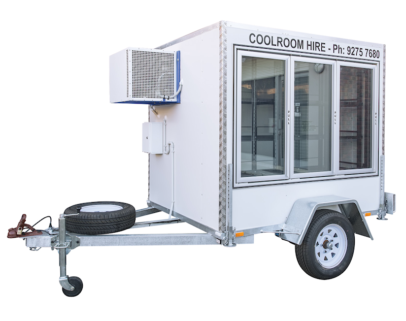 Mobile Cool Room Hire